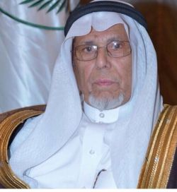 الشيخ عبدالعزيز بن حمد البريثن