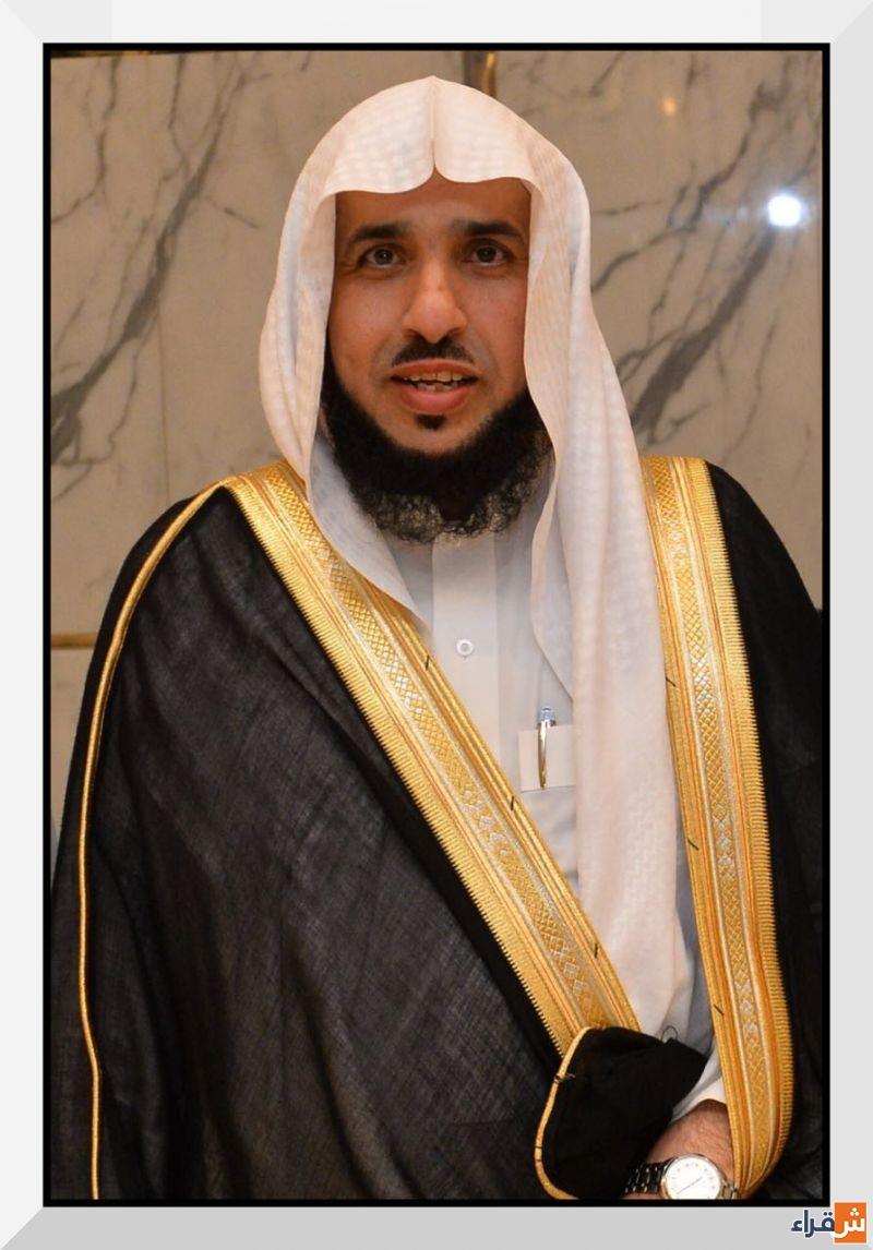 الشيخ صالح الخراشي يحصل على الدكتوراه