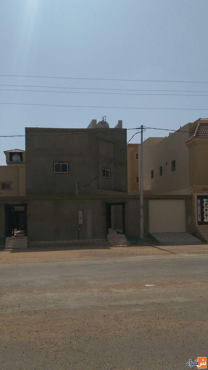 منزل تحت الإنشاء للبيع في حي التأهيل بـ شقراء من المالك مباشرة