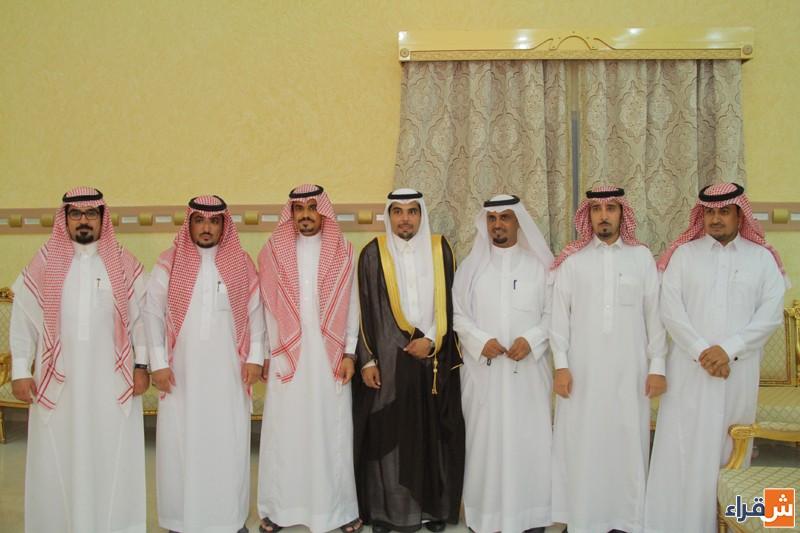 الشاب / علي بن مبارك الرويس يحتفل بزواجه