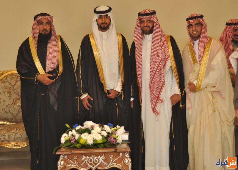 الشاب محمد بن عبدالله العمار يحتفل بزواجه