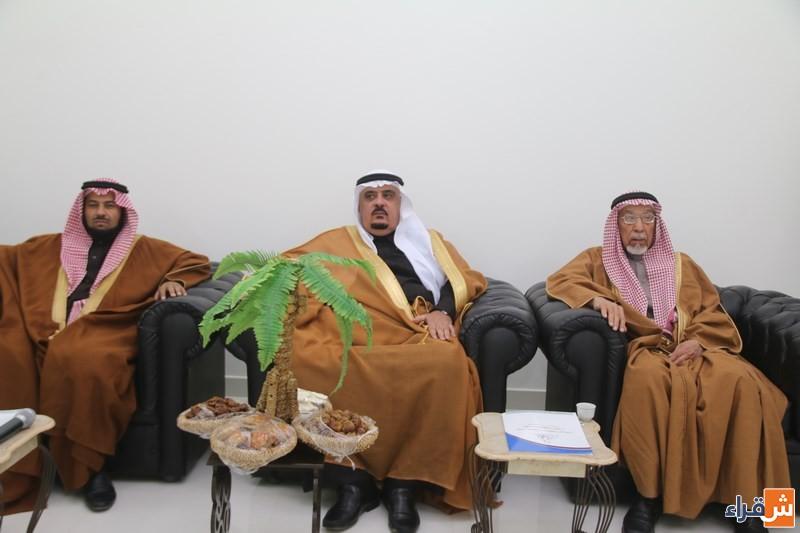 محافظ شقراء يفتتح اللقاء الثالث لجمعيات تحفيظ القرآن بمنطقة الرياض ويكرم رعاة اللقاء
