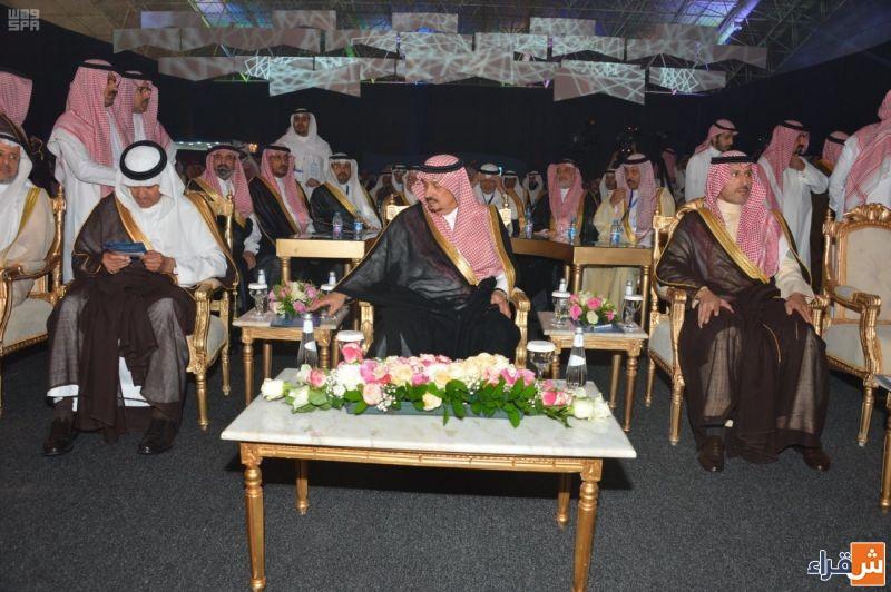 سمو أمير منطقة الرياض يفتتح ملتقى السفر والاستثمار السياحي السعودي 2017