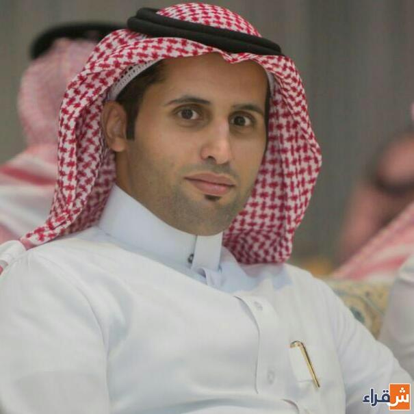 الأستاذ مشعل القصيّر مدير التحرير بالصحيفة يرزق بمولوده