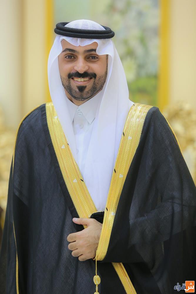 زواج الاستاذ أحمد بن سعد بن صقير المطيري
