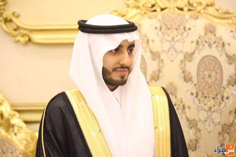 زواج الشاب سعد بن عبدالرحمن الفاضل