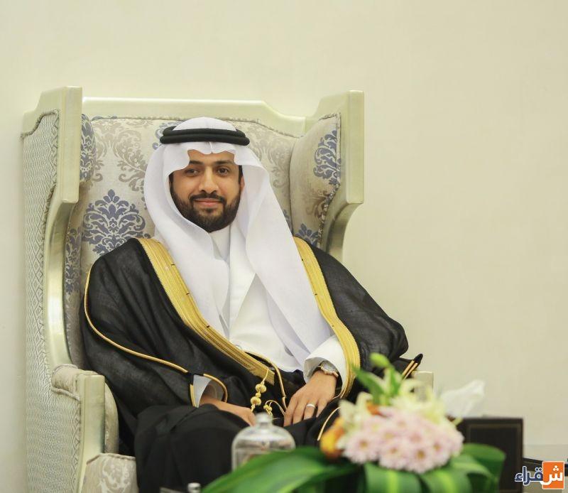 الشاب عبدالعزيز بن سعود الشهيب يحتفل بزواجه