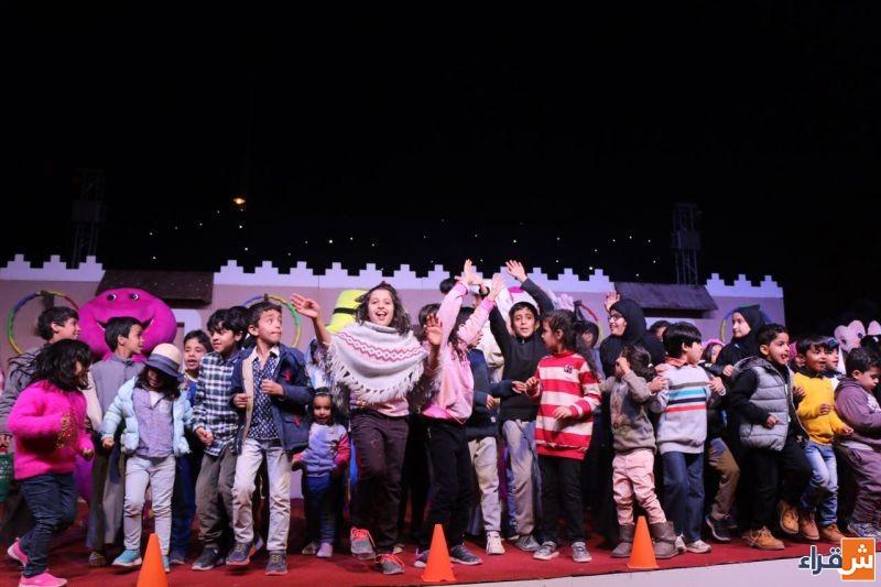 انطلاق مهرجان ربيع أشيقر وسط حضور كبير من الزوار