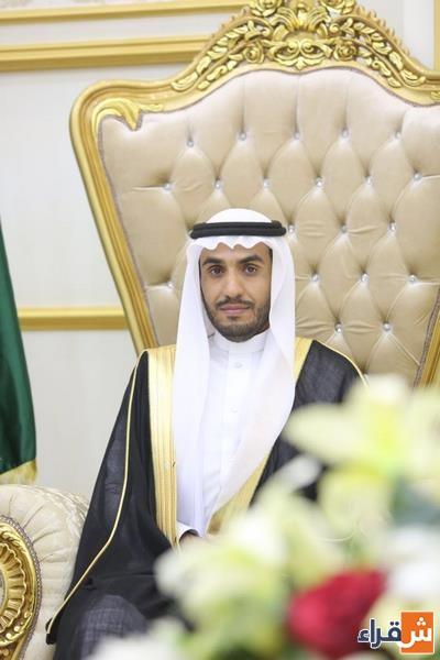 الشاب خالد السالم يحتفل بزواجه على كريمة سليمان أباحسين -يرحمه الله-