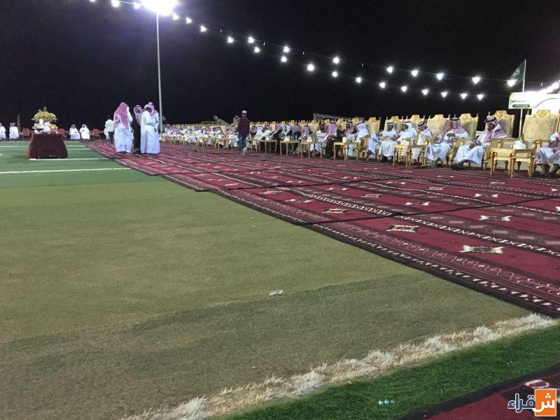 معايدة أهالي مركز الصوح بمناسبة عيد الفطر المبارك لعام 1439هـ