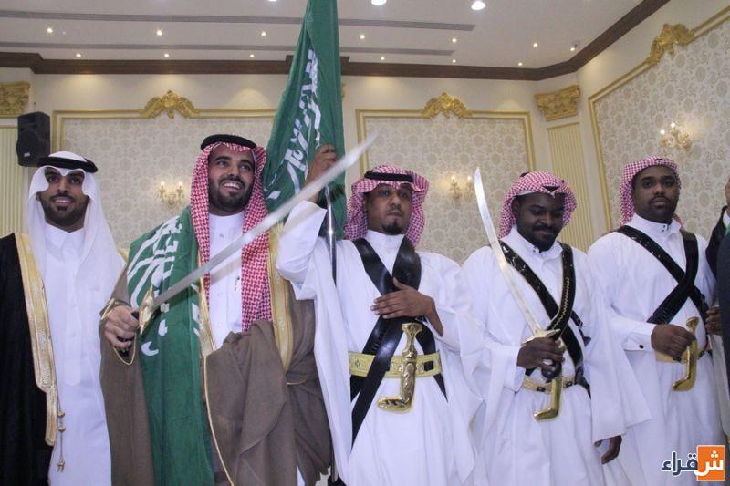 الشاب:ناصر بن فهيد الغربي يحتفل بزواجه