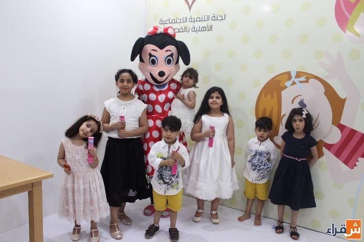 لجنة التنمية بالقصب تنظم فعاليات حفل العيد للنساء والأطفال