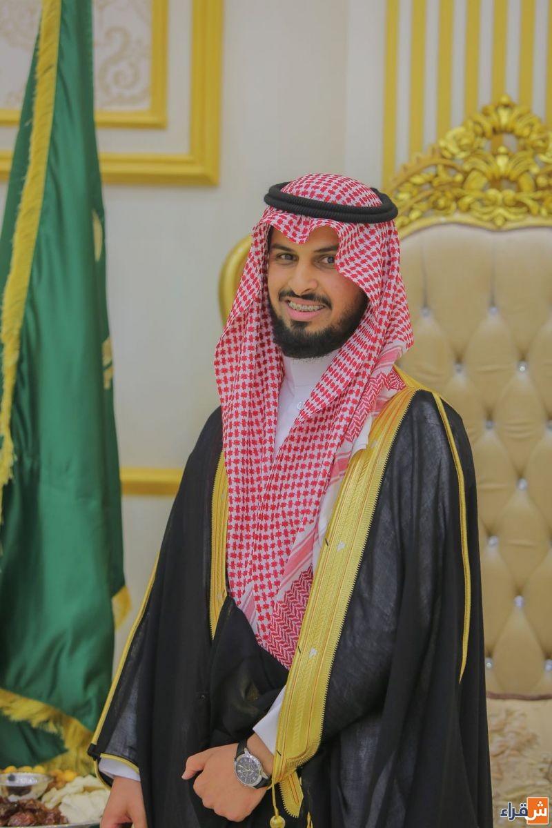الشاب ابراهيم بن مرزوق العجل يحتفل بزواجه على كريمة قبلان بن عبدالله الدعجاني