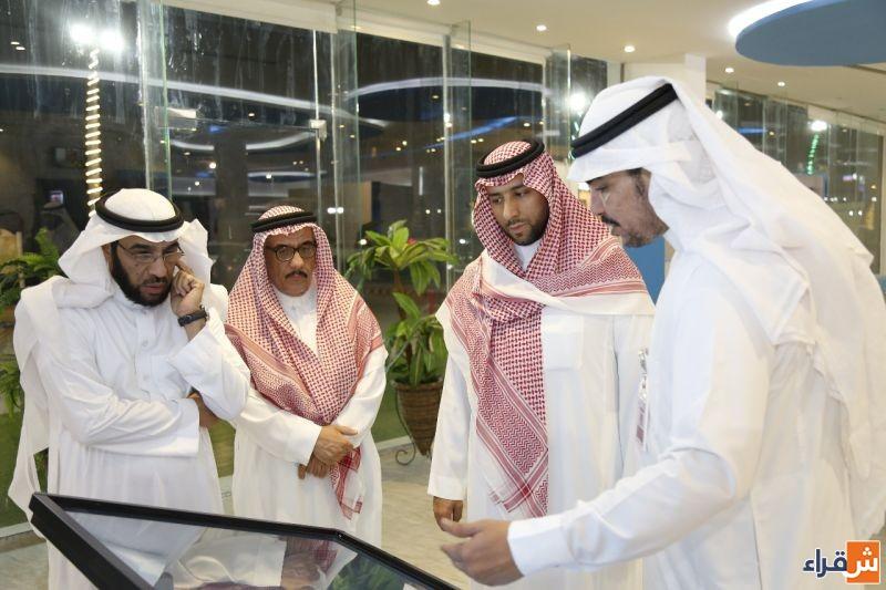 صاحب السمو الملكي الأمير فيصل بن سلطان بن ناصر يزور جمعية عناية