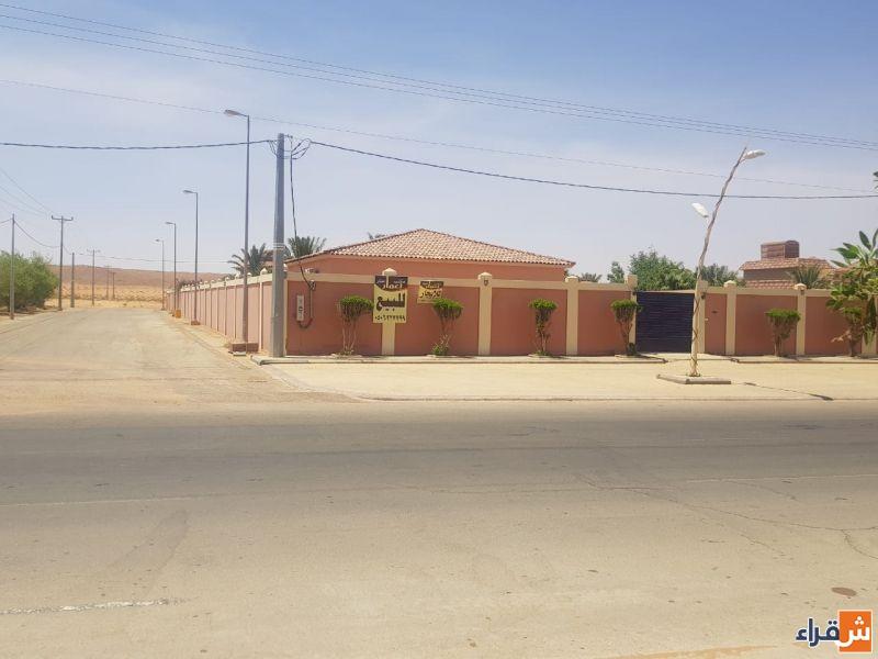 للبيع موقع تجاري على الشارع العام في محافظة مرات لدى إعمار للعقارات