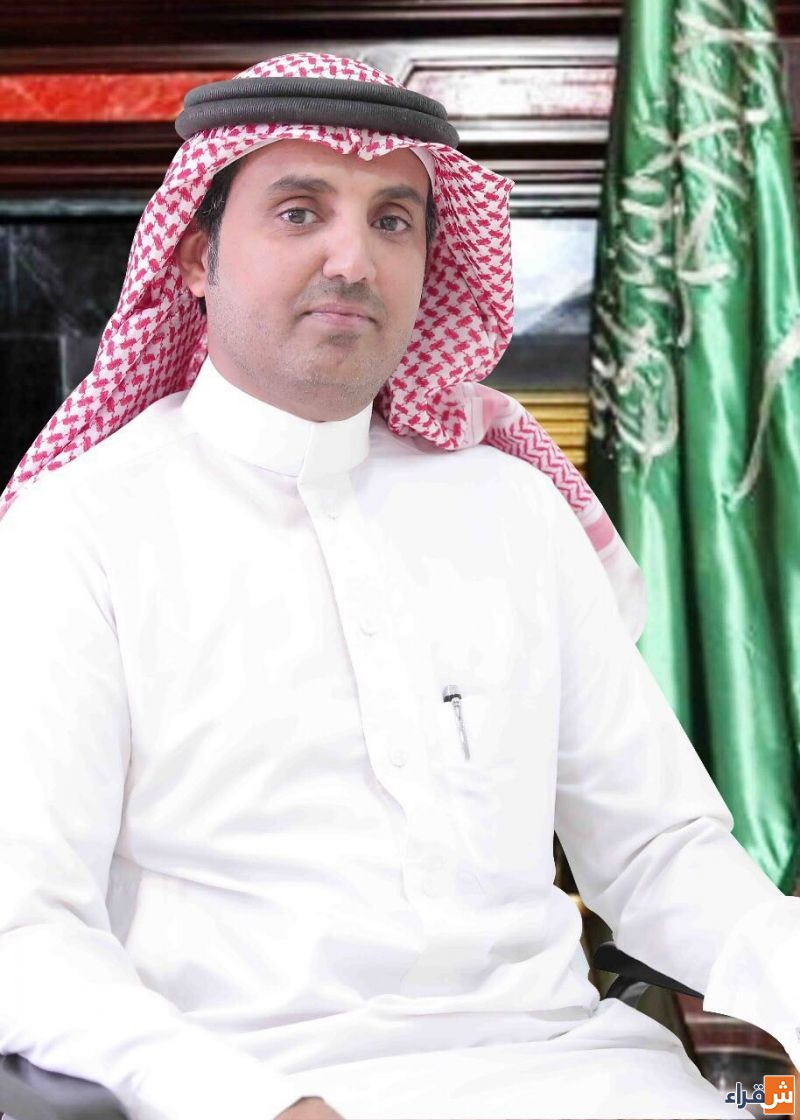 تكليف الأخصائي النفسي :خالد بن ضيف الله العتيبي مديرا عاما بوزارة العمل والتنمية الاجتماعية