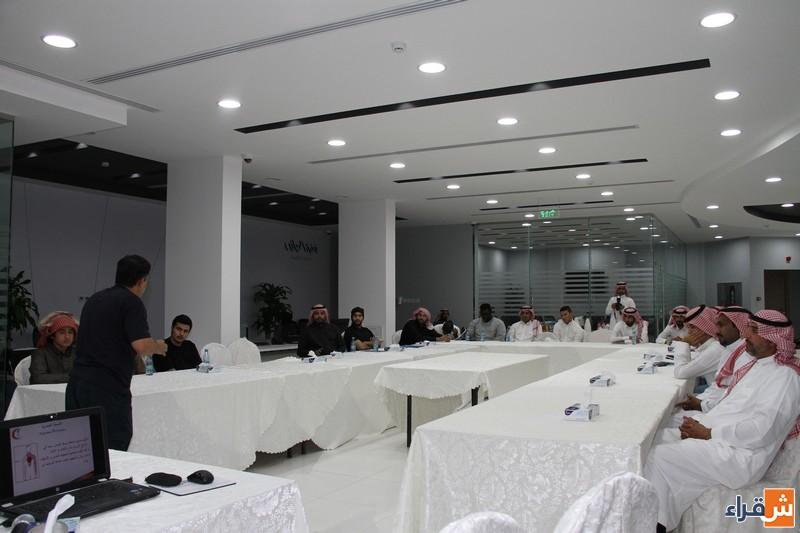 الغرفة التجارية بشقراء تنهي تدريب ٢٥ شخصًا في تنفيذ الإسعافات الأولية