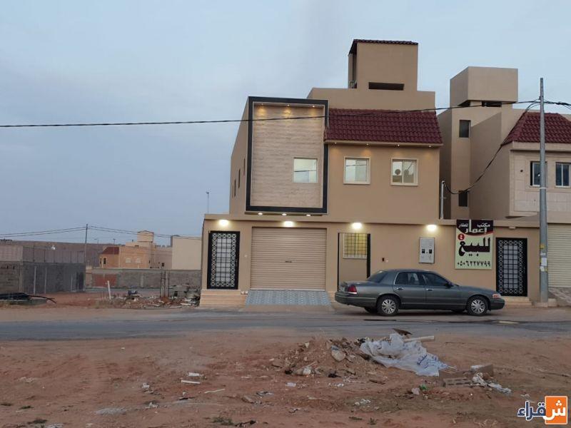 للبيع فيلا بحي الوقف بمحافظة شقراء لدى إعمار للعقارات