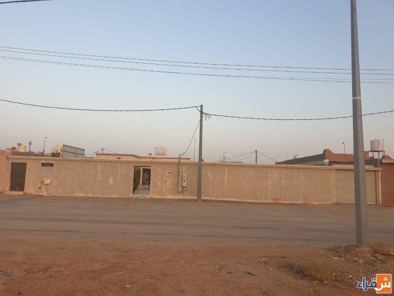 للبيع استراحه في حي الرحبه المساحه ٧٠٠ متر لدى مكتب إعمار للعقارات