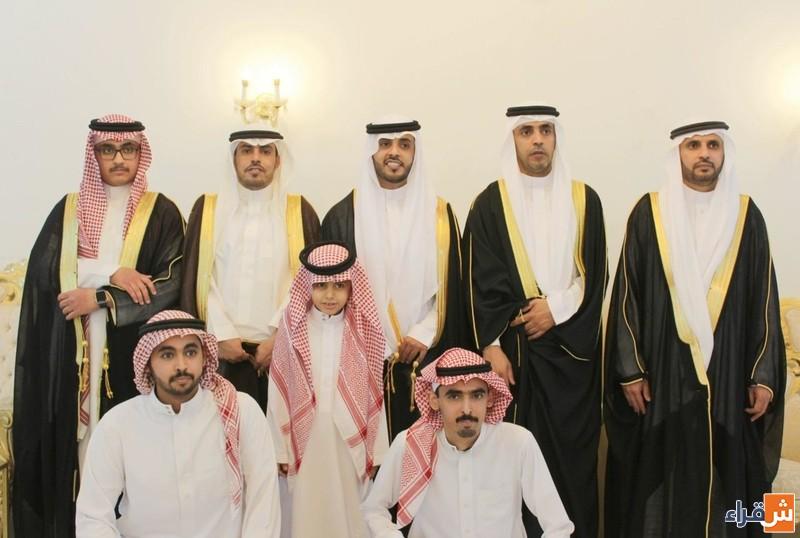 الشاب عبدالعزيز العبدالوهاب يحتفل بزواجه