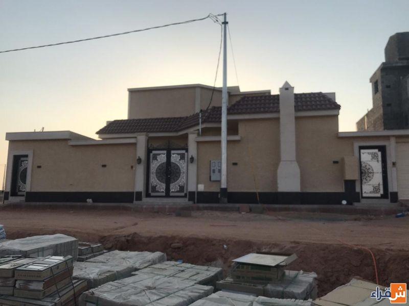 للبيع فيلا درج صاله بشقراء خلف مبنى مؤسسة التقاعد الجديد في مخطط ١٣٩٨ لدى إعمار للعقارات