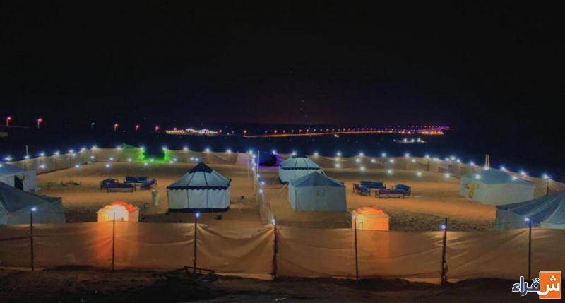 . مخيم البرج بشقراء  للإيجار اليومي