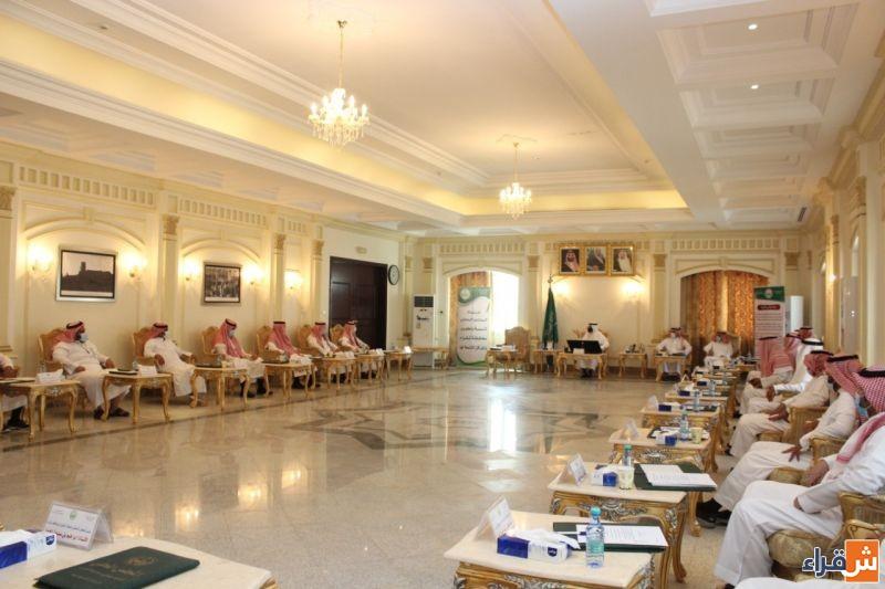 المجلس المحلي في محافظة شقراء يعقد اجتماعه الثالث