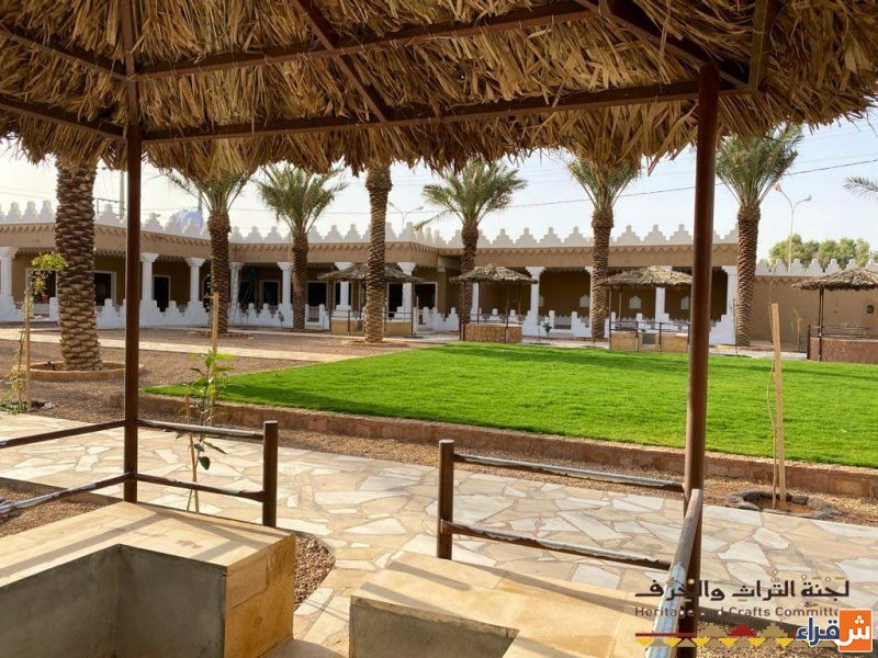 فرصه استثماريه للاجار موقع في الديره القديمه بشقراء