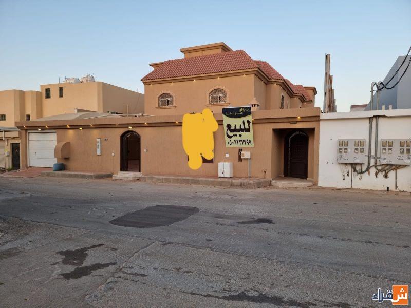 للبيع فيلا بمخطط ٧١٧ الصفراء