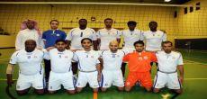 الوشم يتصدر مجموعته في بطولة مكتب الرياض لكرة الطائرة