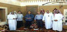 مدير جامعة الفاتح التركية يزور شقراء