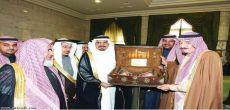 الأستاذ عبدالله القاسم مساهم في الأعمال الخيرية بالمحافظة وداعم لصحيفة شقراء