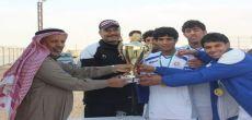 شباب الوشم أبطالاً لدوري مكتب محافظة شقراء