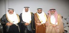 الشاب أحمد السعد يحتفل بزواجه