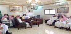 عدد من أهالي مدينة القصب والمراكز التابعة لها يشكرون رئيس بلدية القصب