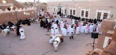 استمرار فعاليات مهرجان القرية التراثية بأشيقر