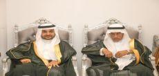 الشاب عبدالعزيز بن إبراهيم القاسم يحتفل بزواجه
