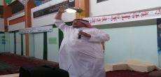استقبال مميز لطلاب مدرسة بلال بن رباح بإشراف مديرها الأستاذ محمد المنيع
