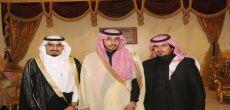 الشاب / نايف بن سعود الرويس يحتفل بزفافه