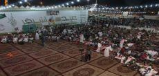 مهرجان الطفل بأشيقر يسعد أطفال الوشم في ثالث أيام العيد