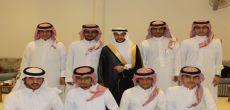 الشاب فهد بن عبدالعزيز العباس يحتفل بزواجه