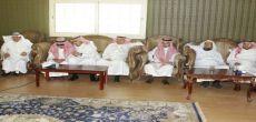 العيسى والبواردي احتفلو بالعيد ورئيس بلدية شقراء عايد الاعيان