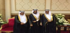 الشاب / عثمان بن محمد العبدالوهاب يحتفل بزواجه