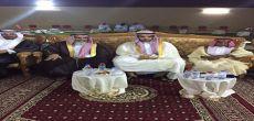 الشاب مشاري عبدالرحمن الفضل يحتفل بزواجه