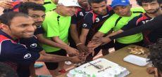 نادي الوشم يكمل استعداده لدوري الدرجة الثانية و يفتتح الدوري بلقاء نادي حطين في أبها