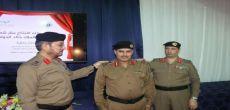 ترقية سعد بن محمد الهزاني مدير مرور شقراء سابقاٌ إلى رتبة عميد