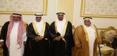 الشاب فهد مهنا المرشد يحتفل بزواجه من كريمة الأستاذ أحمد بن عبدالرحمن البواردي