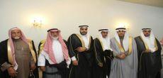 متعب القصيّر يحتفل بزواجه على كريمة عبدالعزيز السلوم
