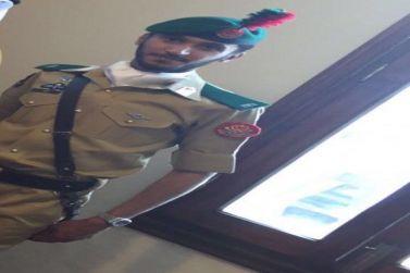 نايف بن محمد أبن حليس يتخرج من الكلية الحربية الباكستانية برتبه ملازم