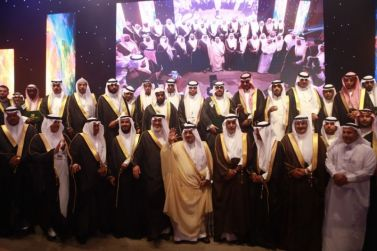 أمير الرياض يزف 5000 خريج من جامعة شقراء لسوق العمل